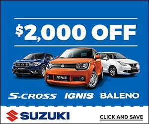 Suzuki special