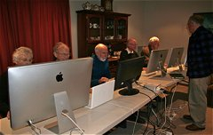 SeniorNet Mac. Christchurch